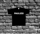 KINDER-SHIRT PAULIZEI schwarz